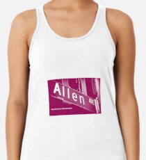 Allen Avenue1, Pasadena, California by MWP Racerback Tank Top
