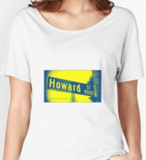 Howard Street, Pasadena, CA by MWP Relaxed Fit T-Shirt