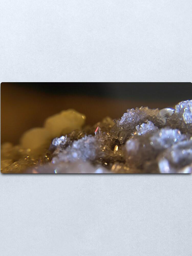 Alternate view of The Crystal Beacon Metal Print