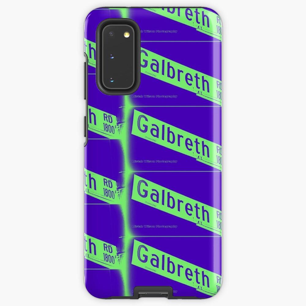 Galbreth Road, Pasadena, CA by MWP Case & Skin for Samsung Galaxy