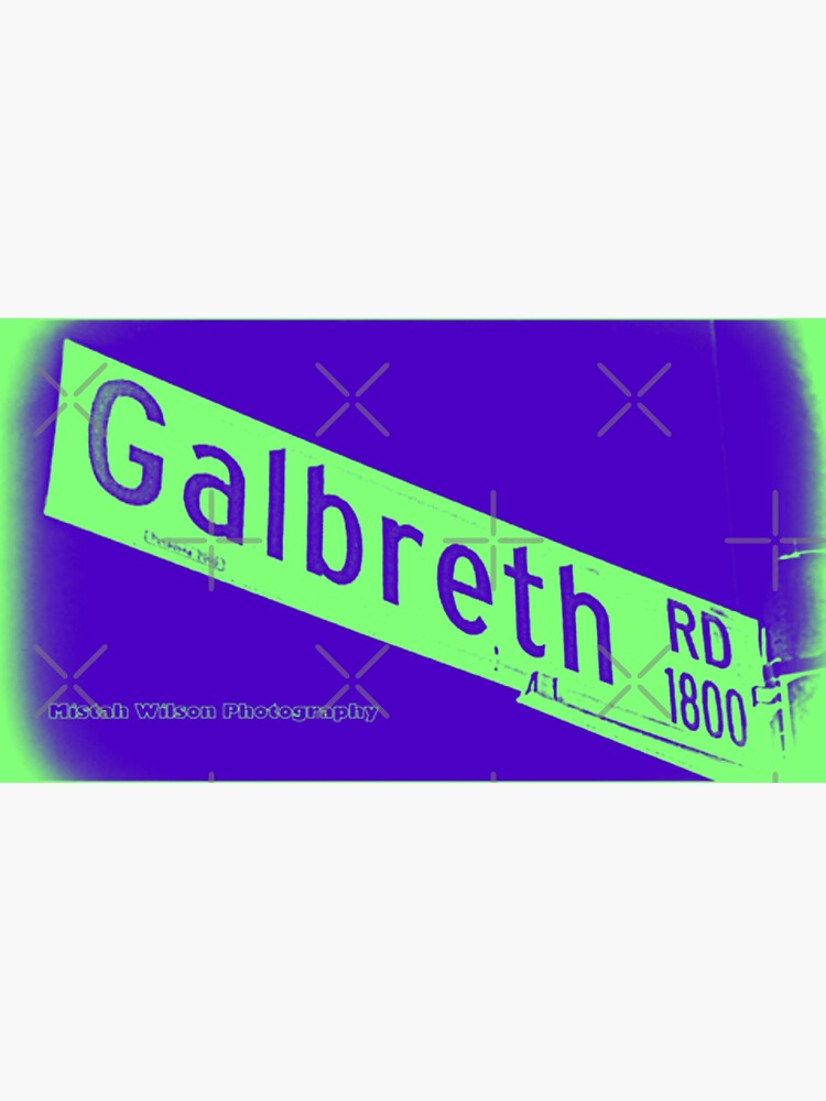 Galbreth Road, Pasadena, CA by MWP by MistahWilson