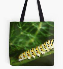 Swallowtail Caterpillar Tote Bag