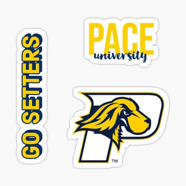 Pace University Sticker