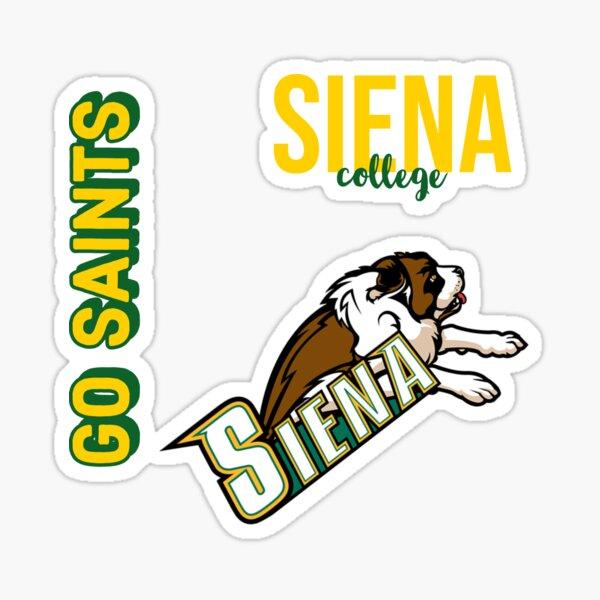 Siena College Sticker