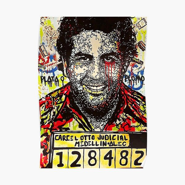 4 mas pablo Poster