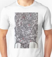 TOWERING ANXIETY - LARGE FORMAT - VERTICAL T-Shirt