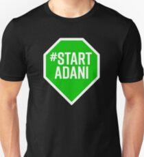 Starten Sie Adani Slim Fit T-Shirt
