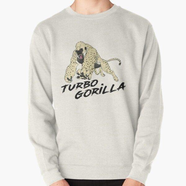 Der Turbo-Gorilla Pullover