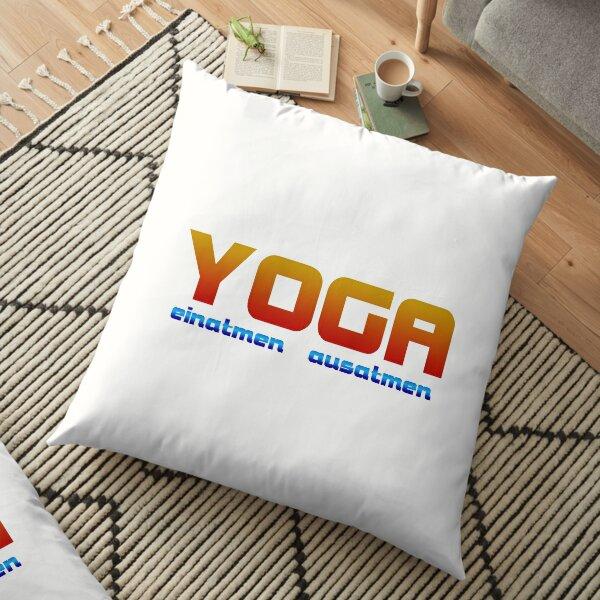 Yoga Bodenkissen