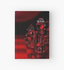 Chess Pieces Hardcover Journal