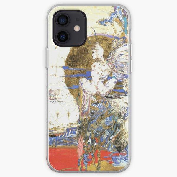 Yoshitaka Amano 's Fantasy  iPhone Soft Case