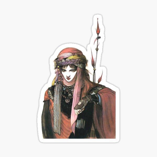 Yoshitaka Amano - Illustration Sticker