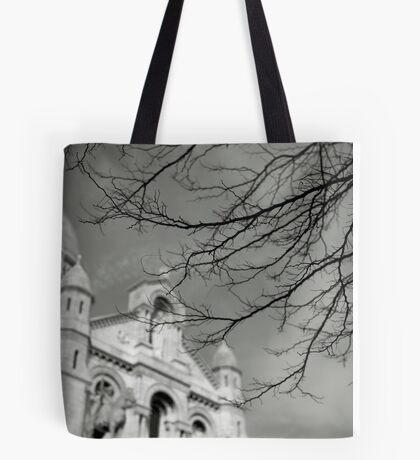 Sacré coeur Tote Bag