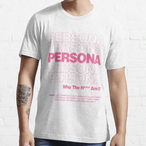 Thank You, Persona Essential T-Shirt