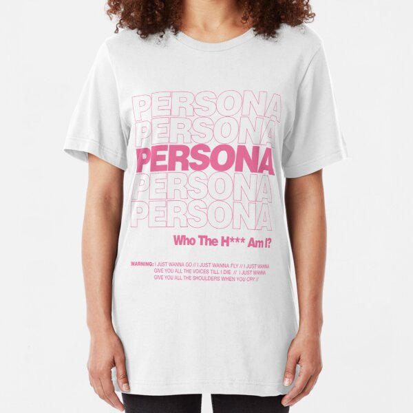 Thank You, Persona Slim Fit T-Shirt