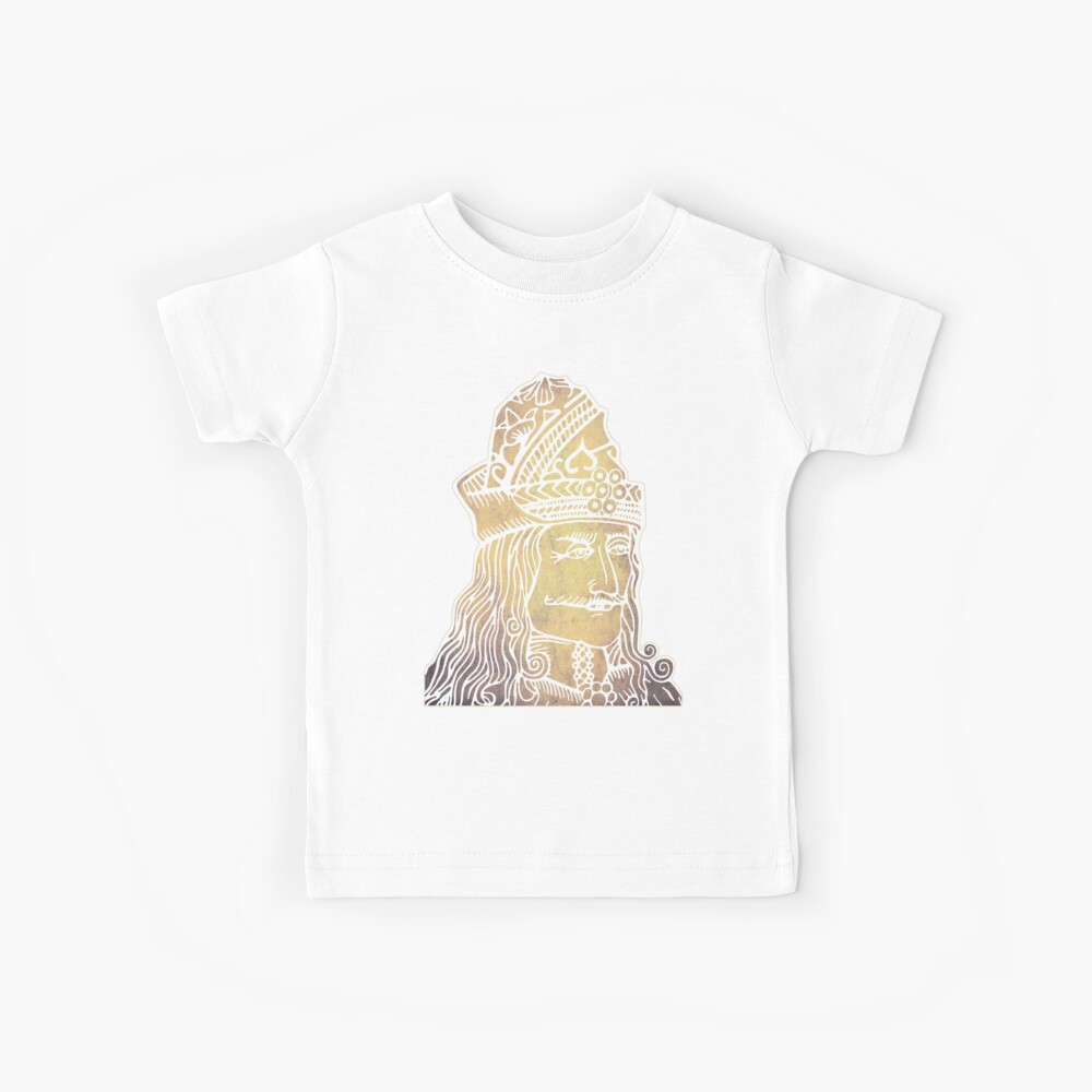 Vlad The Impaler (Dracula) Kids T-Shirt