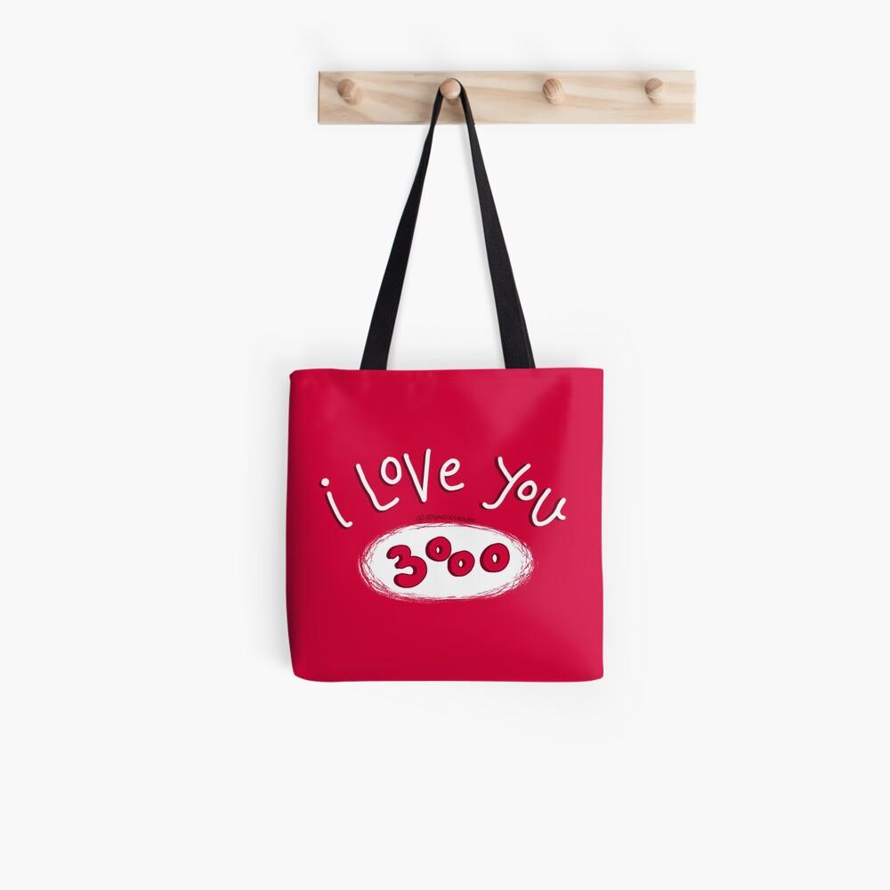 I love you 3000 - Endgame Tote Bag