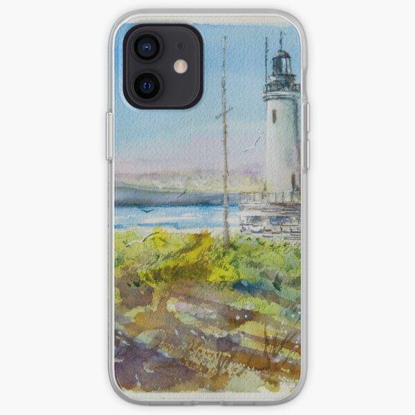 Point Lonsdale Lighthouse, Victoria, Australia iPhone Soft Case