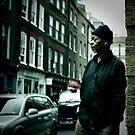 Soho,London by Tony Day