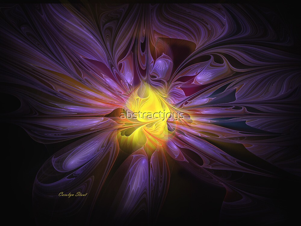 Light Encompassed by abstractjoys