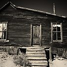 Old Body House by socalgirl