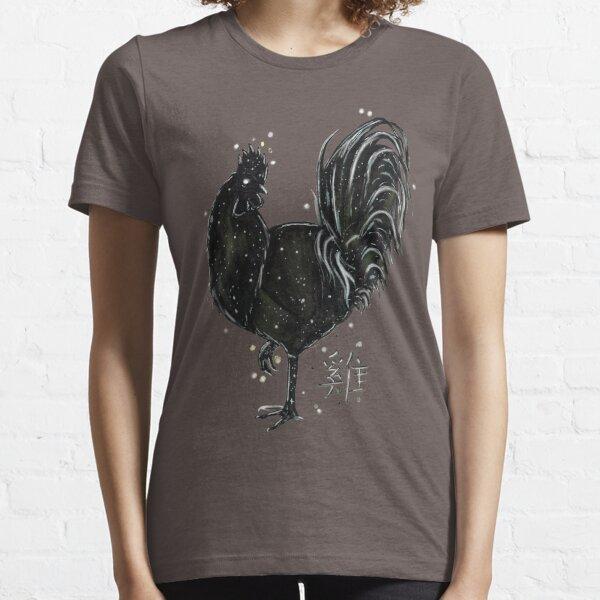 Hahn- Chinesisches Sternzeichen  Essential T-Shirt