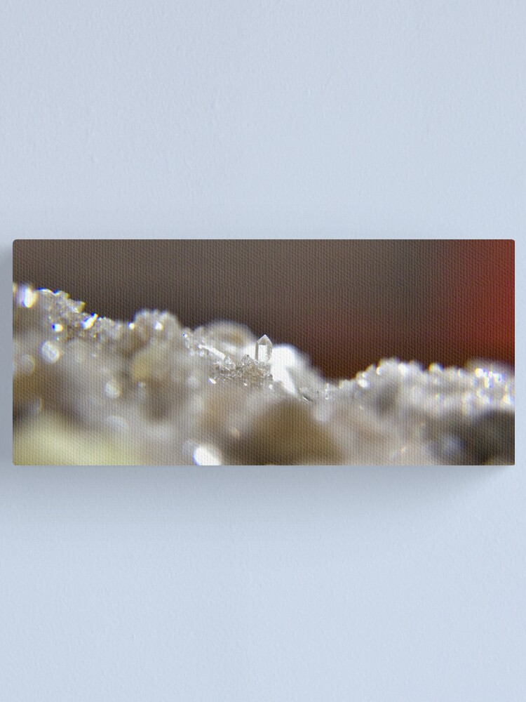 Alternate view of The Diamond Keep Canvas Print