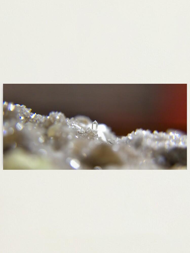 Alternate view of The Diamond Keep Photographic Print