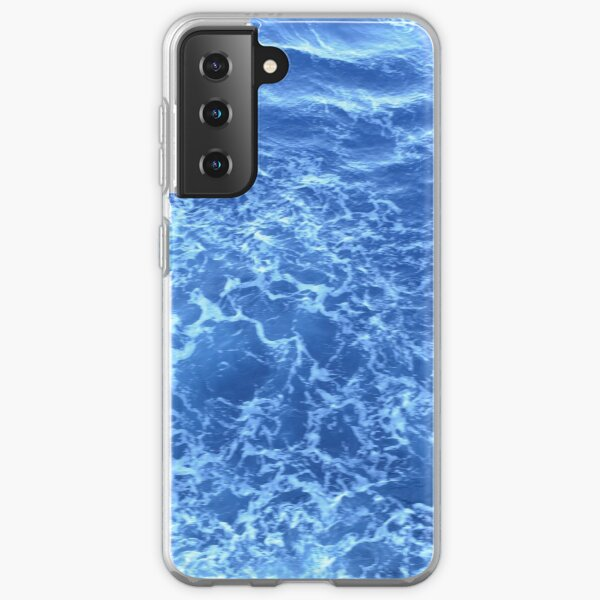 Water - Moonwater Samsung Galaxy Soft Case