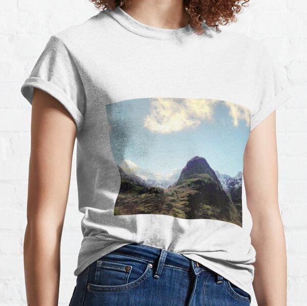 Scottish Highlands SH129 Classic T-Shirt