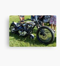Indian Bobber Canvas Print