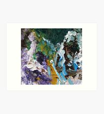 I See Abstractly Art Print