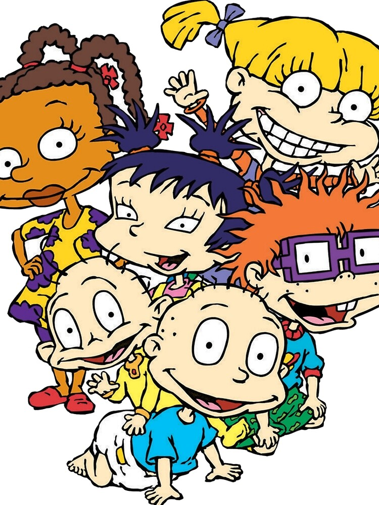 rugrats by colleentuite