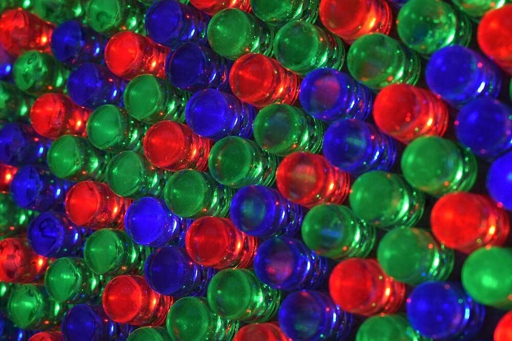 Disco Lights by Juhan Rodrik