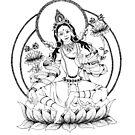 Die Göttin Tara von georgiamason