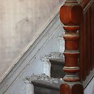 The Newel Post by Heather Crough