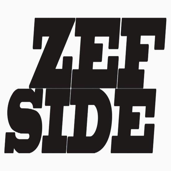 TShirtGifter presents: ZEF SIDE
