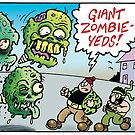 ZOMBIE HEADS! by LewStringer