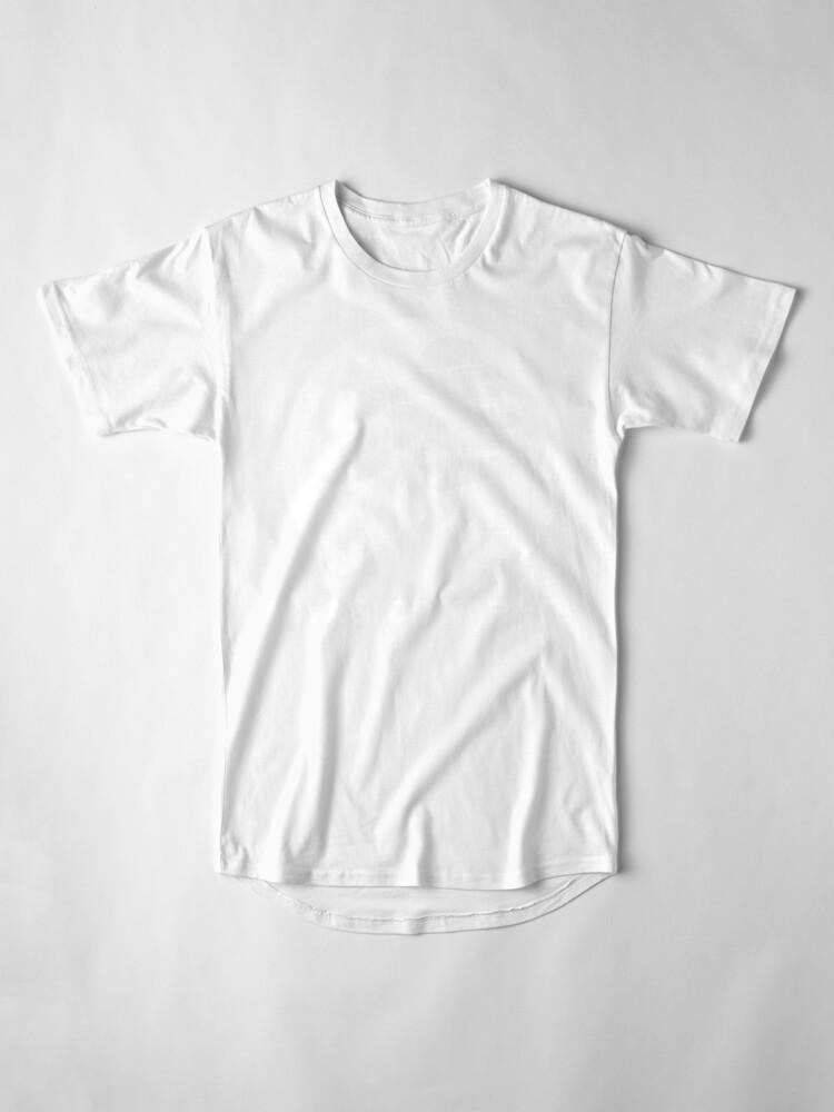 Alternative Ansicht von Miyagi tun Longshirt