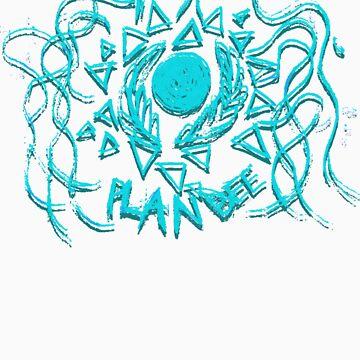 Planbee Motif by PlanBee