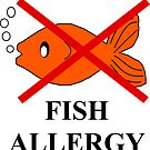 Fish allergy, you have been warned by martisanne