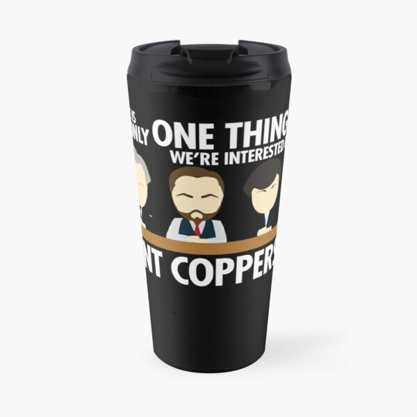 Line Of Duty Bent Coppers Travel Mug
