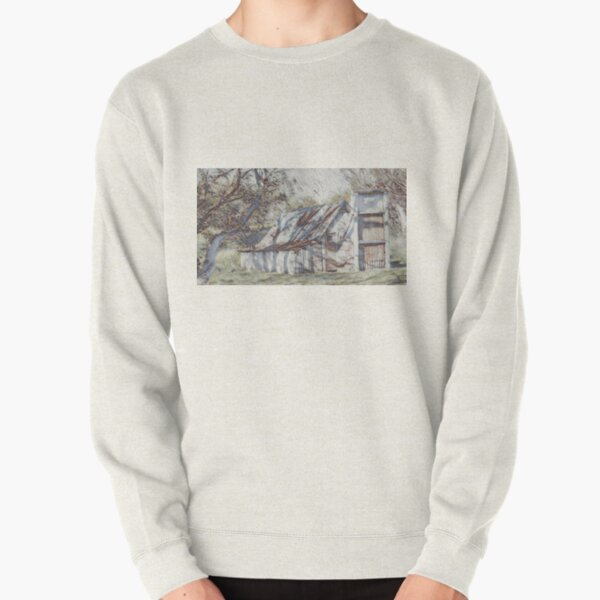 Wallace hut Pullover Sweatshirt