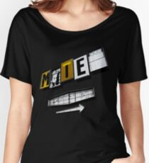 Motel Women's Relaxed Fit T-Shirt