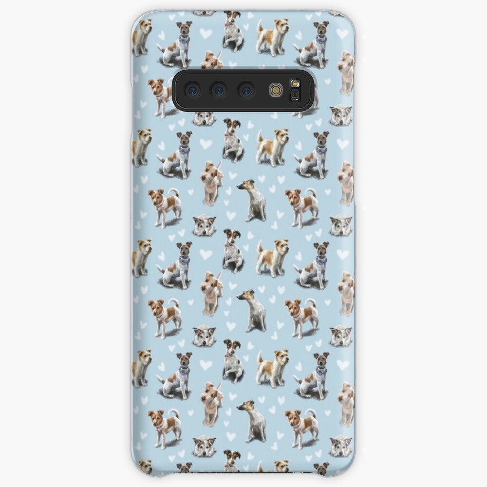 Jack Russell Terrier Case & Skin for Samsung Galaxy