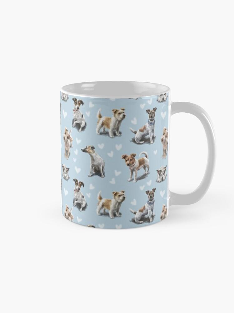 Alternate view of Jack Russell Terrier Mug