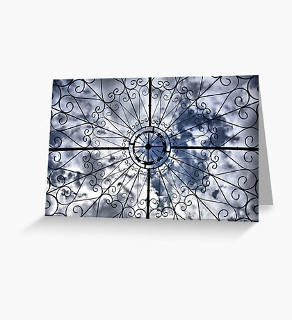 Sky View Greeting Card