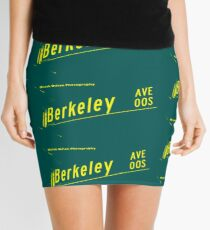Berkeley Avenue, Pasadena, CA by MWP Mini Skirt