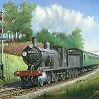British Railways T9 4.4.0 by Mike Jeffries