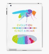 Drosophila Hox Genes - Evolution is not a Ho(a)x iPad Case/Skin